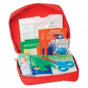 Kit pronto soccorso da auto Pharma Shield 15x13x5 cm 10025