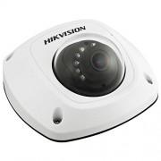 Hikvision DS-2CD2512F-I 2-al aire libre de cúpula de objetivo fijo de Mini cámara de vigilancia IP