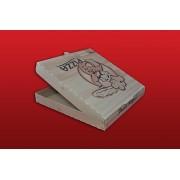 Cutie pizza Kraft natur 30x30