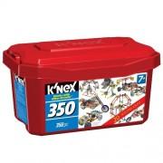 Tomy 71311 K'nex 7+ - Cubo con piezas para construcción (350 piezas)