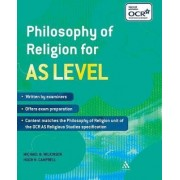 Philosophy of Religion for AS Level by Michael B. Wilkinson