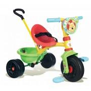 Smoby tricicletă de copii Be Move Winnie The Pooh 444240 verde-galben