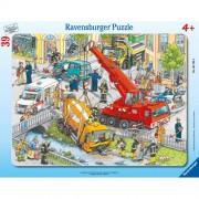 Puzzle servicii de urgenta, 39 piese, RAVENSBURGER