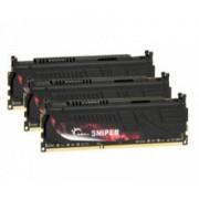 G.Skill 12 GB DDR3-RAM - 1600MHz - (F3-12800CL9T-12GBSR) G.Skill Sniper Kit - CL9