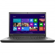 "Notebook Lenovo ThinkPad T440P, 14"" Intel Core i7-4710MQ, RAM 8GB, 256GB SSD, GT730M-1GB, 3G, Windows 8 Pro, Negru"