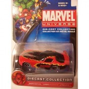 Marvel Universe Die-Cast Collection ~ Daredevil (1998 Dodge Viper GT2)