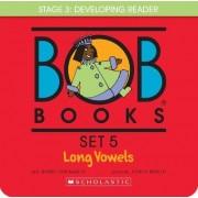 Bob Books Set 5: Long Vowels by Bobby Lynn Maslen