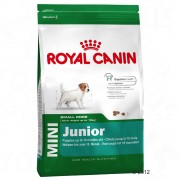 2 x 8 kg Royal Canin Mini Junior kutyatáp