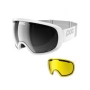 POC Fovea Hydrogen White (+Bonus Lens) Goggle