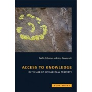 Access to Knowledge in the Age of Intellectual Property by Gaelle Krikorian