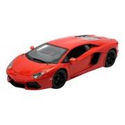 Bburago - 11033or - Lamborghini - Aventador Lp 700-4 - 2011 - Échelle 1/18