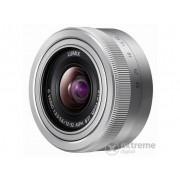Obiectiv Panasonic Lumix G Vario 12-32/F3.5-5.6 ASPH MEGA O.I.S., argintiu