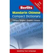 Berlitz Language: Mandarin Chinese Compact Dictionary by Berlitz Publishing