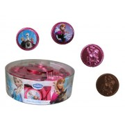 Monedas chocolate de Frozen