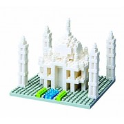 Nanoblock: Sites To See: Taj Mahal