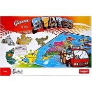 Funskool Game Of The States Board Game