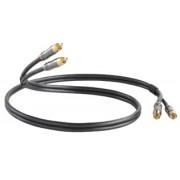 Cabluri audio - QED - Performance Audio 1m Graphite