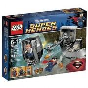 LEGO Superheroes 76009 Superman Black Zero Escape