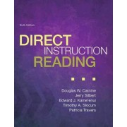 Direct Instruction Reading, Enhanced Pearson Etext with Loose Leaf Version -- Access Card Package by Douglas W Carnine