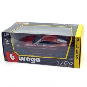 Jaguar XKR-S Burgundy 1/24 by BBurago 21063