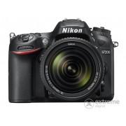 Kit aparat foto Nikon D7200 (cu obiectiv 18-140mm VR)