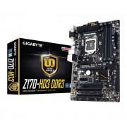 Gigabyte GA-Z170-HD3 DDR3 - Raty 10 x 51,28 zł - dostępne w sklepach