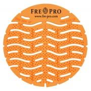 * FRE-PRO Wave - vonné pisoárové sitko Farba a vôňa: oranžová - mango