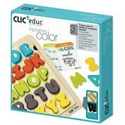 Clic Educ - Juguete educativo para leer y escribir (782758) (importado)