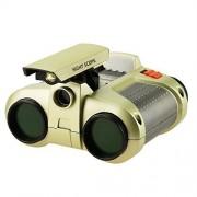 Hq Master 4x30 Night Beam Vision Scope Binocular Telescope With Pop Up Spotlight Fun Cool Toy Gift For Kids Boys Girls