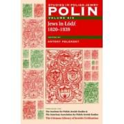 Polin Studies in Polish Jewry: Jews in Lodz, 1820-1939 v. 6 by Antony Polonsky
