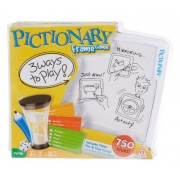 Pictionary Frame Game by Mattel [Toy] (English Manual)