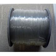 Elastisktråd Klar/genomskinlig 1mm ca 100 m