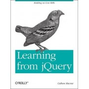 Learning from jQuery by Callum Macrae