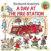 A Day at the Fire Station by Garth Williams
