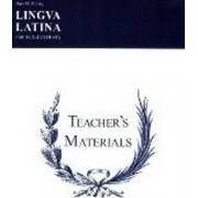 Lingua Latina: Teacher's Materials/Key by Hans Henning Orberg