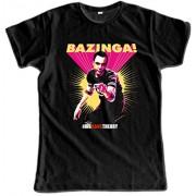 Video Delta - The Big Bang Theory: Sheldon Cooper T-Shirt, Uomo, in Taglia M