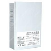 Led 60W DC tápegység, 5A, fém, IP43 esőálló Life Light Led