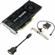 Placa video profesionala PNY NVIDIA Quadro K4200 4GB DDR5 256Bit