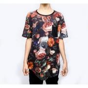 Camiseta Blunt Especial Floral