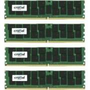 Kit Memorie Server Crucial ECC LRDIMM 4x32GB DDR4 2400MHz CL17 Quad Rank x4