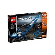LEGO 42042 - Grúa móvil, multicolor
