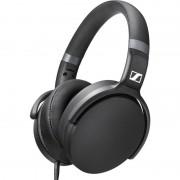 Casti HD 4.30G, Over-Ear, Cu microfon, Negru