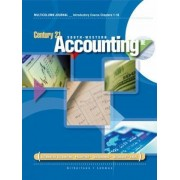 Introductory Course, Chapters 1-16 for Gilbertson/Lehman's Century 21 Accounting: Multicolumn Journal by Claudia B. Gilbertson