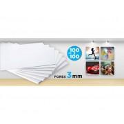 Forex (PVC) 3 MM 100x100