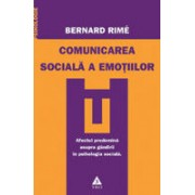 Comunicarea sociala a emotiilor.