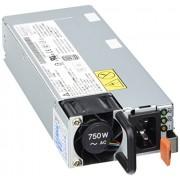 IBM High Efficiency - Fuente de alimentación conectable en caliente / redundante, 80 Plus Platinum - 750 vatios