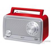 Radio portabil Trevi RA770, rosu
