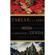 Tarzan of the Apes and the Prisoner of Zenda by Edgar Rice Burroughs