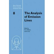 The Analysis of Emission Lines by Robert Williams