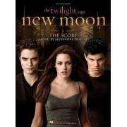 The Twilight Saga - New Moon: The Score (Big-Note Piano) by Alexandre Desplat